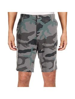 Men's Straight Fit Downtime Shorts