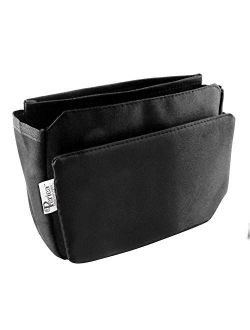 Tegan Handbag Organizer Purse Insert For Smaller Handbags 9 Pockets
