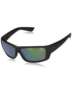 Costa Del Mar Men's Cat Cay Rectangular Sunglasses