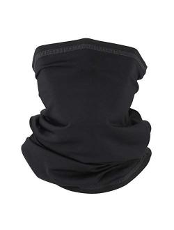Seewow Balaclava Neck Gaiter Face Cover - Bandana Face Scalf Headwear For Men & Women