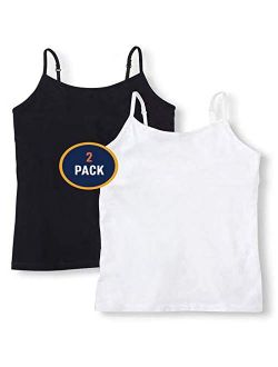 Girls' Basic Cami 2-pack