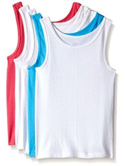 Big Girls' Assorted Tank (pack Of 5)