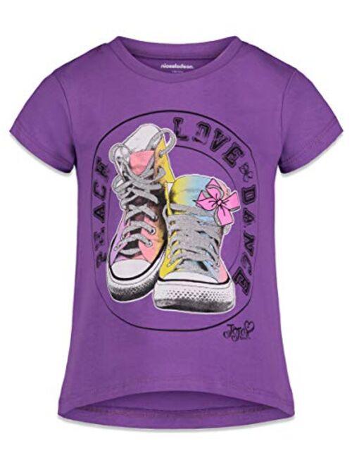 JoJo Siwa Girls Fashion 3 Pack T-Shirts