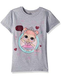 L.O.L. Surprise! Girls' Dance Club Center Stage Short Sleeve T-Shirt