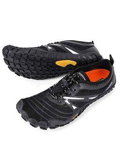 Women's Minimalist Trail Running Shoes Barefoot   Wide Toe   Zero Drop