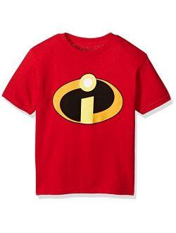 Kids' The Incredbles Logo Short Sleeve Tee