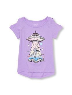 Girls' Short Sleeve T-shirt