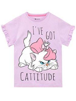 Girls Aristocats T-shirt