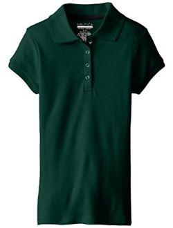 Girls' Short Sleeve Polo