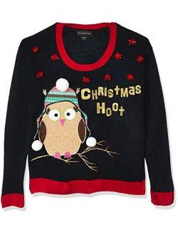 Women's Kris Kringle Tunic Hockey Jersey Ugly Christmas Sweater