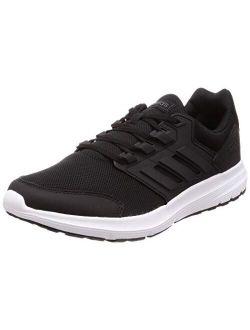 Galaxy 4 Mens Adult Running Fitness Trainer Shoe Black