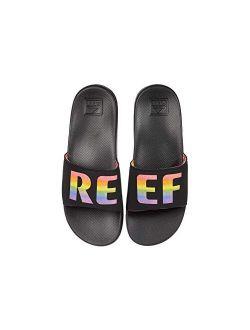 Men's Flip Flop Slide Sandal, Black