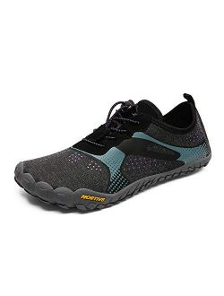 NORTIV 8 Women's Quick Dry Water Shoes Barefoot Sports Aqua Beach Pool Swim Shoes