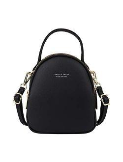 Mini Backpack Purse For Women Crossbody Phone Bag Wallets Handbags Clutch