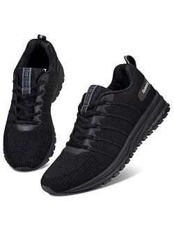 WateLves Mens Running Shoes Womens Walking Casual Sneakers for Gym Training Fitness Jogging Tennis Athletic
