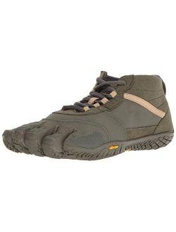Vibram Holmes Women's Heeled Sandal Suede Shoes