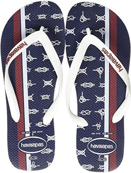 Havaianas Boys' Flip Flop Sandals, Blue, 6/7 UK