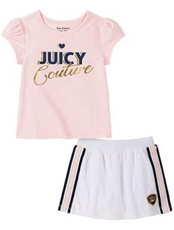 Girls' 2 Pieces Scooter Set