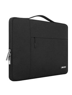 MOSISO Laptop Sleeve Polyester Multifunctional Briefcase Bag