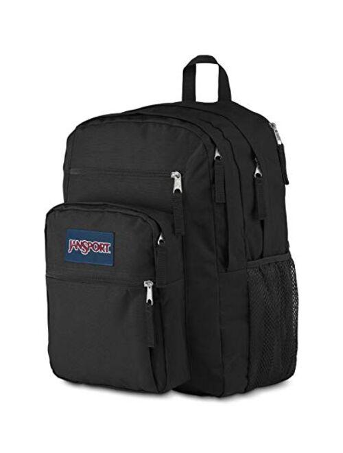 JanSport Men's Solid Big Student Casual Backpack