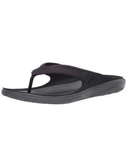 Men's Swiftwater Wave Flip Flops Shower Shoes
