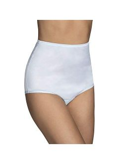 Vanity Fair Women's Perfectly Yours Ravissant Nylon Tailored Brief Panty (Fashion Colors)