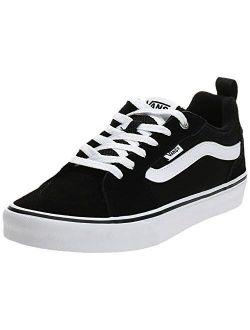 Filmore Sneakers Scarpe Unisex Nero Skate Imbottite