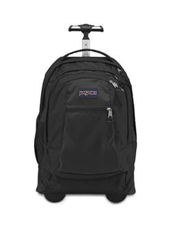 Driver 8 Rolling Backpack - Wheeled Travel Bag With 15-inch Laptop Sleeve