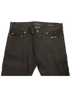 $550 Saint Laurent Black Jeans Size 34 Made in Japan