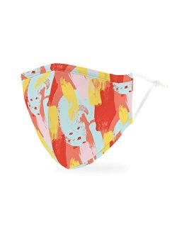 Weddingstar Washable Cloth Face Mask Reusable and Adjustable - Colorful Designs