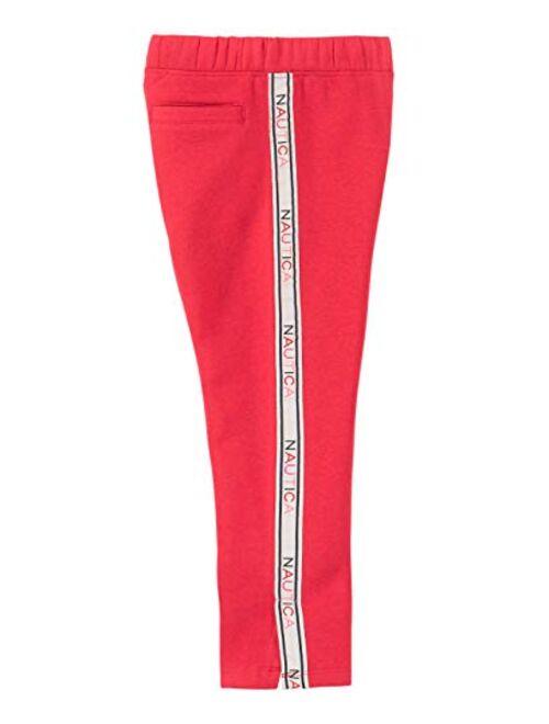 Nautica Girls' Super Soft Fleece Pant
