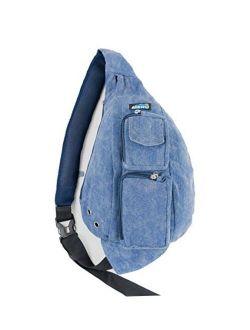 Meru Sling Bag - Sling Backpack for Women & Men Crossbody Bags for Women & Men
