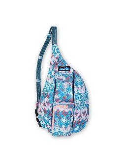 Mini Rope Sling Bag Crossbody Shoulder Polyester Backpack