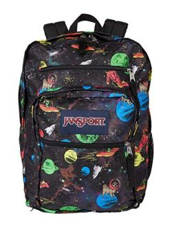 Big Student Backpack - School, Travel, Or Work Bookbag With 15-inch Laptop Compartment
