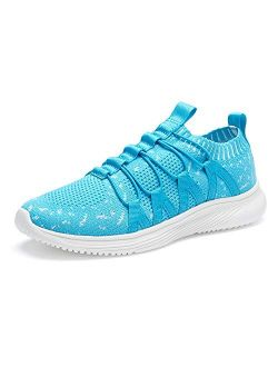 WXQ Women's Walking Shoes Fashion Sneakers Running Balenciaga Look Lightweight