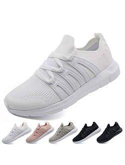 Meannic Women's Ultralight Slip-On Balenciaga Look Walking Shoe Athletic Sneaker (7-12 US)