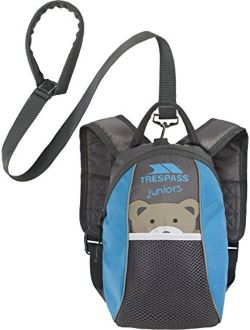 Trespass mens Trespass Boys & Girls Mini Me Graphic Printed 3L Toddlers Backpack