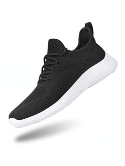 Slip On Sneakers For Men-fashion Sneakers Walking Shoes Balenciaga Look Lightweight Breathable Mesh Running Shoes