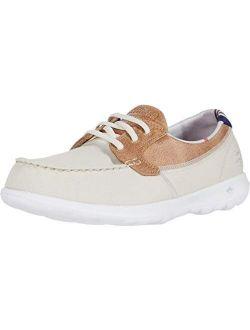 Women's Go Walk Lite-136070 Boat Shoe
