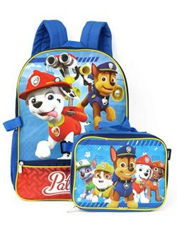 Nickelodeon Boys' Paw Patrol Backpack with Lunch