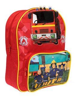 Fireman Sam Boys Fireman Sam Backpack
