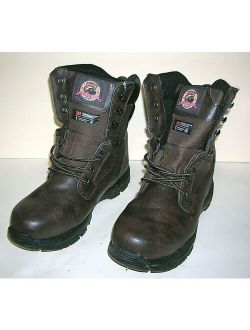 Boots (challenger) Steel Toe Insulated Slip & Oil Resistant Mens Nice