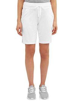 Women's Bermuda Shorts (3xl 22, White)