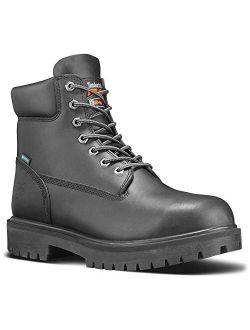 Pro 6-inch Direct Attach Men's Steel Toe, Eh, Slip Resistant, Waterproof Boot