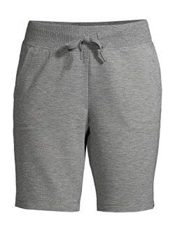 Women's Bermuda Shorts (2xl 20, Grey)