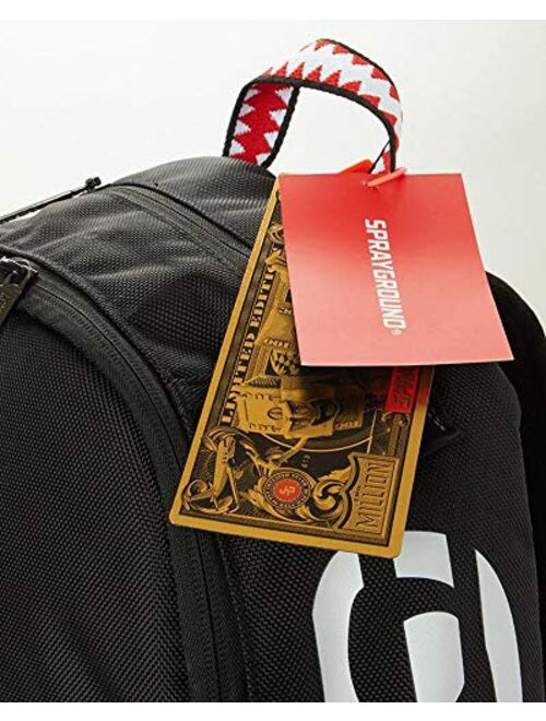 SPRAYGROUND BACKPACK ONE PIECE: TREASURE CHEST BACKPACK