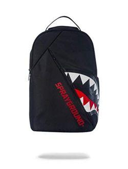 Backpack Angled Ghost Shark