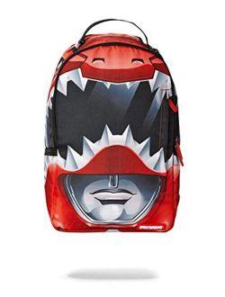 Backpack Red Ranger Helmet