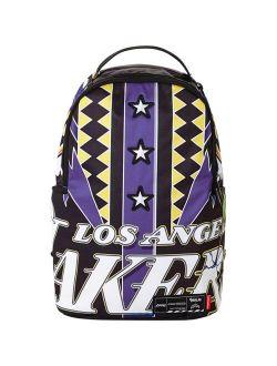 Lakers Sprayground Lab Backpack