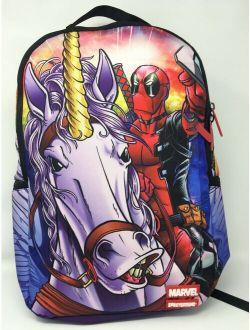 Deadpool Unicorn Backpack | Multi (b895)